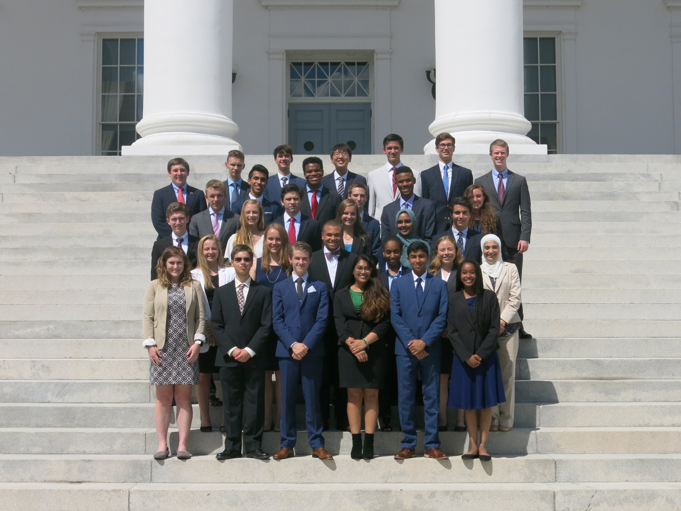 High School Leaders Program at Capitol
